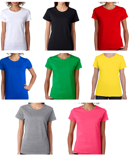 Cardiac Nurse T-shirt ladies colors