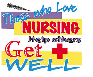 Those who Love Nursing Help others get well